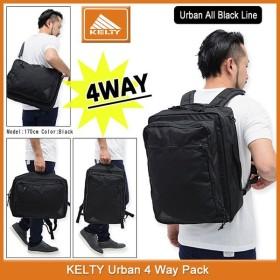 ケルティ リュック KELTY アーバン 4 ウェイ パック(kelty Urban 4 Way Pack Urban All Black Line Bag メンズ & レディース 2592089)