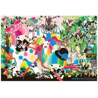 ジグソーパズル 1000ピース サンリオ キキ&ララのフォレストパーティ 31-405