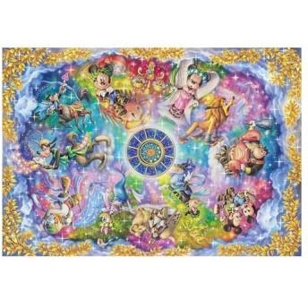 ジグソーパズル 1000ピース 美しき神秘の星座たち ステンドアート DS-1000-773 4905823857731