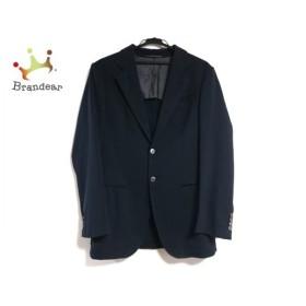 アルマーニコレッツォーニ ARMANICOLLEZIONI ジャケット サイズ46 S メンズ 黒 新着 20190601
