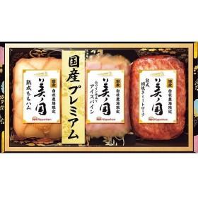 日本ハム 美ノ国ギフト UKI-49 【メーカー直送/代引不可】【送料無料】 〈お中元〉
