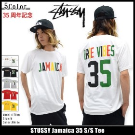 ステューシー STUSSY Tシャツ メンズ Jamaica 35 1903576