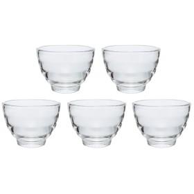 HARIO 耐熱ガラスカップ5個セット○HU3012_jyosetsu グラス