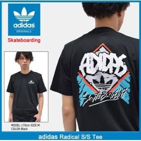アディダス adidas Tシャツ 半袖 メンズ ラディカル オリジナルス(adidas Radical S/S Tee Originals Skateboarding 男性用 BJ8681)