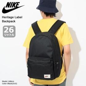 ナイキ NIKE リュック ヘリテージ レーベル バックパック(nike Heritage Label Backpack Bag デイパック メンズ レディース BA4990)