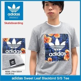 アディダス adidas Tシャツ 半袖 メンズ スウィート リーフ ブラックバード オリジナルス(Sweet Leaf Blackbird S/S Tee Originals BJ8719)