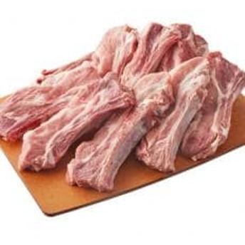 佐藤畜産の極選豚 スペアリブ3kgセット