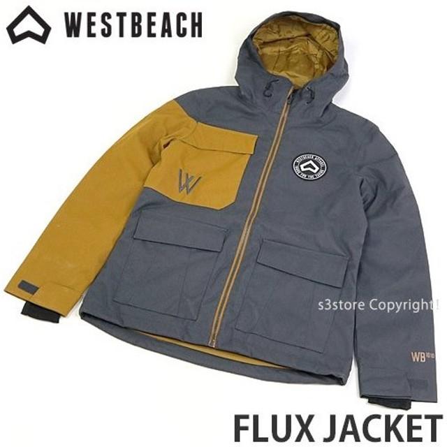 0186583b20 ウエストビーチ フラックス ジャケット WESTBEACH FLUX JACKET 国内正規品 スノーボード レディース 女性 ウエア カラー: