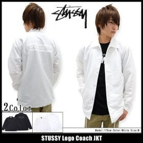ステューシー STUSSY ジャケット メンズ Logo Coach(stussy JKT ナイロンジャケット アウター ブルゾン メンズ・男性用 115275)