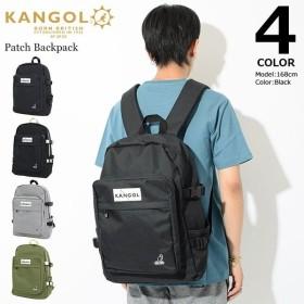 カンゴール リュック KANGOL パッチ バックパック(KANGOL Patch Backpack Bag デイパック メンズ レディース KGSA-BG00026)