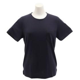 CHRISTIAN 24 【オンライン特価】ポケット 半袖Tシャツ CH2WS9520 NVY (Lady's)