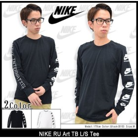ナイキ NIKE Tシャツ 長袖 メンズ RU アート TB(nike RU Art TB L/S Tee カットソー トップス 男性用 803982)