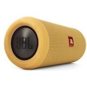 JBL BluetoothスピーカーJBLFLIP3YEL イエロー  ワイヤレス対応 ・ 防水機能 ・ポータブル