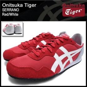 オニツカタイガー Onitsuka Tiger スニーカー メンズ 男性用 セラーノ Red/White(Onitsuka Tiger SERRANO D109L-2502 TH109L-2502)