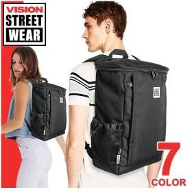 ヴィジョンストリートウェア VISION STREET WEAR バッグ バックパック ナイロン コーデュラ ビジョン メンズ レディース 大容量 おしゃれ VSPC504N VSBL504N