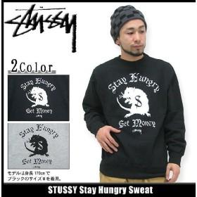 ステューシー STUSSY Stay Hungry スウェット(stussy sweat トレーナー トレナー トレイナー メンズ・男性用 1913174)