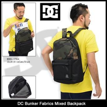 ディーシー リュック DC バンカー ファブリックス ミックスド バックパック(Bunker Fabrics Mixed Backpack メンズ レディース EDYBP03068)