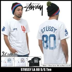 ステューシー STUSSY LA 80 Tシャツ 半袖(stussy tee ティーシャツ T-SHIRTS トップス メンズ・男性用 1903355)