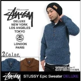 ステューシー STUSSY Epic セーター デラックス(stussy sweater deluxe ニット トップス メンズ 4017013)