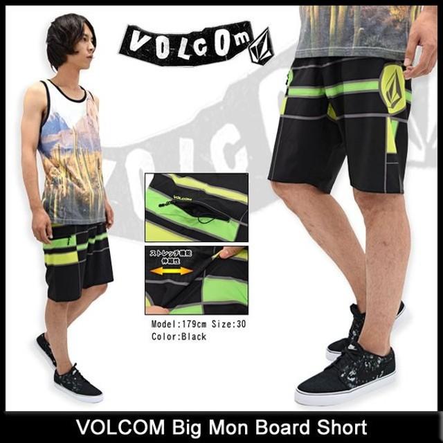 ボルコム ハーフパンツ VOLCOM メンズ ビッグ モーン ボード ショーツ(Big Mon Board Short ボトムス メンズ 男性用 A0821507)
