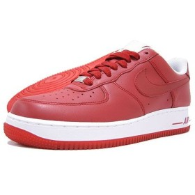 NIKE(ナイキ) AIR FORCE 1 LOW 07 Varsity Red/White icons Exclusive