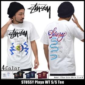 ステューシー STUSSY Playa WT Tシャツ 半袖(stussy tee ティーシャツ T-SHIRTS トップス メンズ・男性用 1903438)