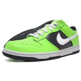 NIKE(ナイキ) WMNS DUNK LOW Electric Green/Jetstream icons Exclusive