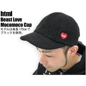 html(エイチ・ティー・エム・エル) Beast Love Mocomoco Cap