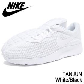 ナイキ NIKE スニーカー メンズ 男性用 タンジュン White/Black(nike TANJUN ランニングシューズ ホワイト 812654-110)