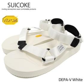 スイコック SUICOKE サンダル メンズ 男性用 DEPA-V White(suicoke DEPA-V デパ vibram ビブラムソール スポーツサンダル OG-022V-15)