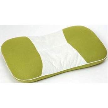 高さ調節できるヒバ枕グリーン