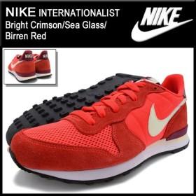 ナイキ NIKE スニーカー インターナショナリスト Bright Crimson/Sea Glass/Birren Red メンズ(男性用) (nike INTERNATIONALIST 631754-602)