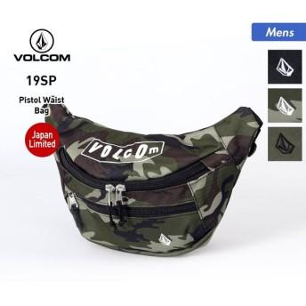 VOLCOM/ボルコム メンズ ウエストバッグ ウエストポーチ かばん 鞄 アウトドア フェス D65119JC