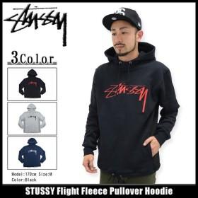 ステューシー STUSSY プルオーバー パーカー メンズ Flight Fleece(stussy Pullover Hoodie メンズ トップス メンズ 男性用 118137)