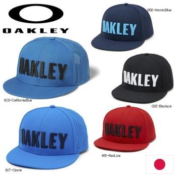 OAKLEY 911702 PERF HAT CAP オークリー パーフォレイテッドキャップ 日本仕様