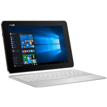 T100HAWHITE ASUS TransBook Windows10搭載 10.1型 2in1タブレット シルクホワイト T100HA-WHITE