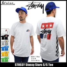 ステューシー STUSSY Tシャツ メンズ Stussy Stars 1903601