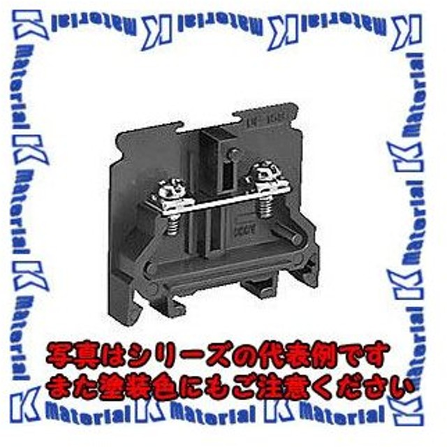 【代引不可】日東工業 TBU-100R (Tユニツト 20ケ 端子台 [OTH13620]