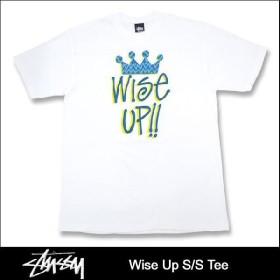 ステューシー STUSSY Wise Up Tシャツ 半袖(stussy tee ティーシャツ メンズ 男性用 1902735)