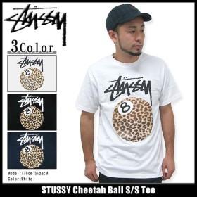ステューシー STUSSY Cheetah Ball Tシャツ 半袖(stussy tee ティーシャツ T-SHIRTS トップス メンズ・男性用 1903340)