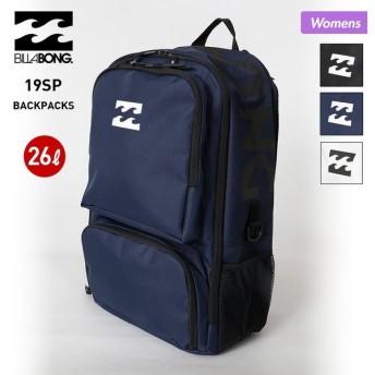 BILLABONG/ビラボン レディース バックパック デイパック リュックサック ザック バッグ かばん 鞄 26L 通勤 通学 AJ013-954