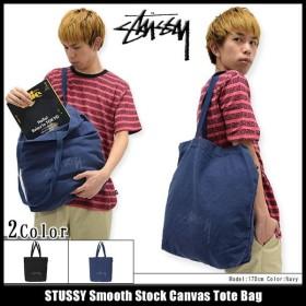 ステューシー STUSSY トートバッグ Smooth Stock Canvas(stussy tote bag エコバッグ 男性用 134159 小物)