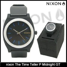 ニクソン nixon 腕時計 ザ タイム テラー P Midnight GT(nixon The Time Teller P メンズ & レディース NA1191529)