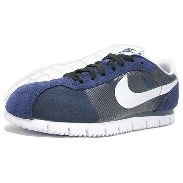 NIKE(ナイキ) CORTEZ FLY MOTION Midnight Navy/White icons Limited