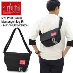マンハッタン ポーテージ Manhattan Portage NYC Print Casual Messenger Bag JR MP1605JRNYC19SS メッセンジャーバッグ S  ショルダーバッグ[BB]