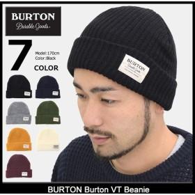 バートン BURTON ニット帽 メンズ バートン VT ビーニー(burton Burton VT Beanie 帽子 ニットキャップ メンズ 男性用 176581)