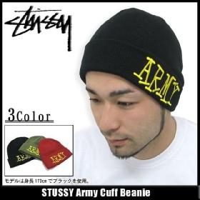 ステューシー STUSSY ビーニー Army Cuff(stussy Stussy beanie ニット帽 メンズ 0320043)