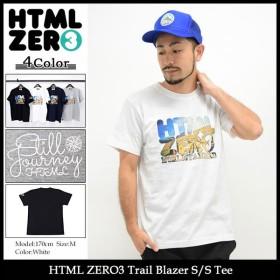 エイチティエムエル ゼロスリー HTML ZERO3 Tシャツ 半袖 メンズ トレイル ブレザー(html zero3 Trail Blazer S/S Tee トップス)