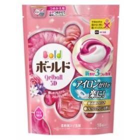 P&G  ボールド ジェルボール3D  癒しのプレミアムブロッサムの香り 詰替