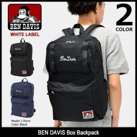 ベンデイビス BEN DAVIS リュック ボックス バックパック ホワイトレーベル(bendavis BDW-9062 Box Backpack WHITE LABEL デイパック)